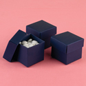 Mix-and-Match Navy Favor Boxes