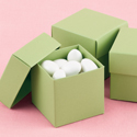 Mix-and-Match Olive Favor Boxes