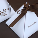 Colored Pyramid Favor Box - Stardream Line