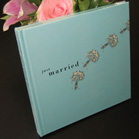 """Just Married"" Photo Album"