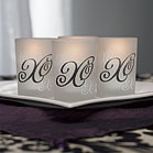 Hugs & Kisses Votive Candle Holders