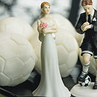 Exasperated Bride Mix & Match Cake Topper