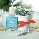 Starfish Wine Stopper in Gift Packaging