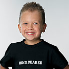 """Ring Bearer"" Wedding Transfer"
