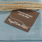 "Western ""Roped into Love"" Favor / Place Cards"