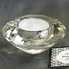 Crystal Tealight Holders