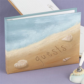Seaside Jewels Beach Guest Book