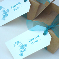 Personalized Favor Tags
