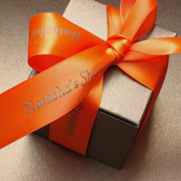 7/8 Personalized Satin Ribbon