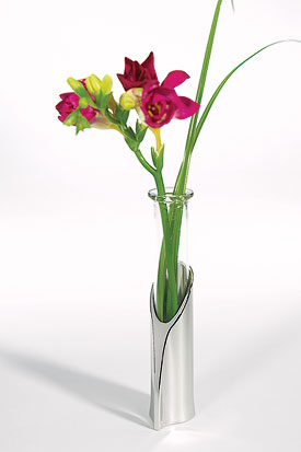 Single Flower Tube Vase