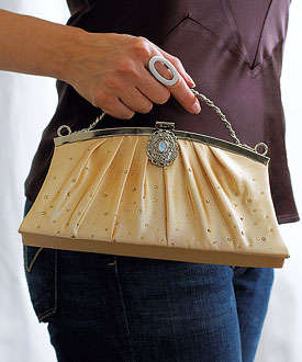 Vintage Style Evening Bag