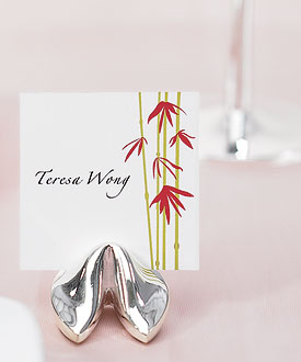 Asian Favor / Place Cards