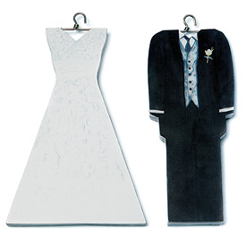 Bride & Groom Notepads