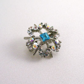 Jeweled Pin